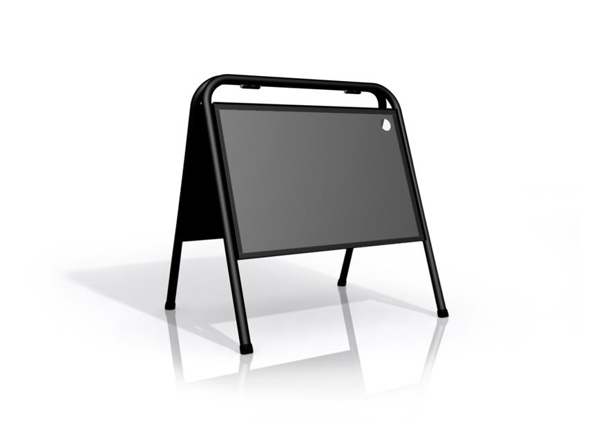Produktbild Gatupratare Mini Svart