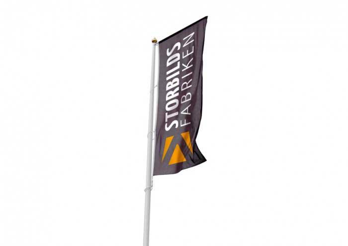 Produktbild Företagsflagga