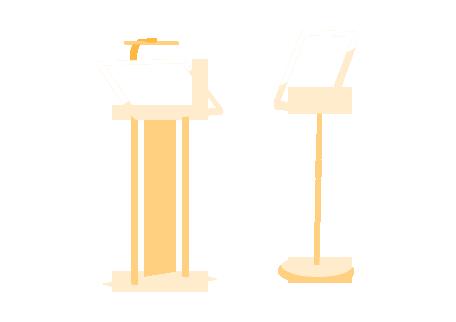 Ikon Informationsställ