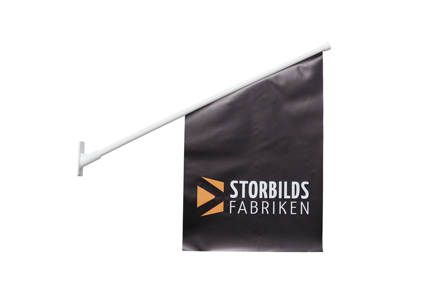Produktbild Kioskflagga standard