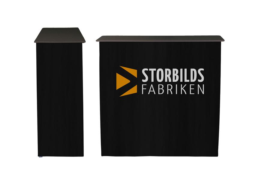 Produktbild Textilbord standard