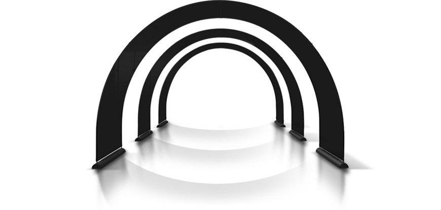 Bannerbow - En unik produkt som står ut