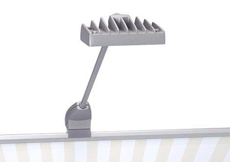 LED-belysning för Bannerstands från Storbildsfabriken