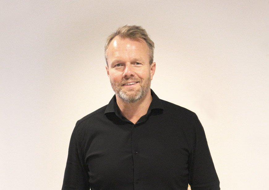 Nicklas Johansson Key Account Manager Storbildsfabriken