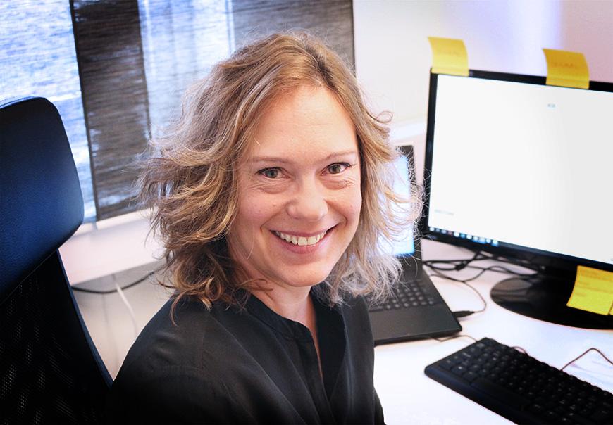 Pethra Larensson Ståhl