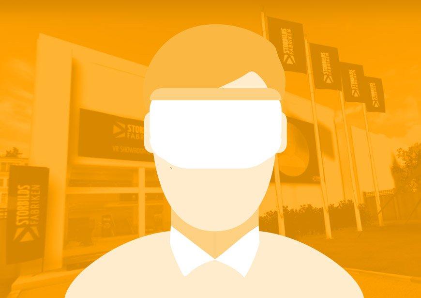 Visualisering med virtual reality